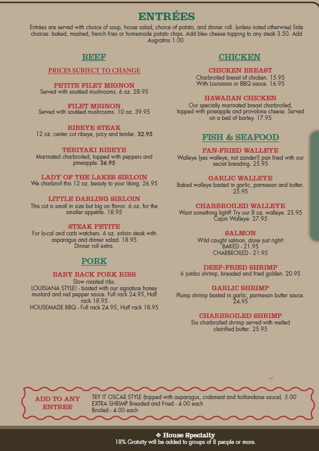 menu may 29 2020 2